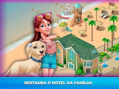 Resort Hotel Bay Story Apk Mod Dinheiro Infinito 9