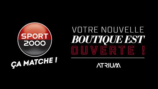 Sport 2000 Ouverture Atrium