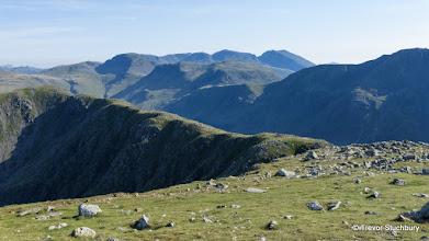 Photo: Ridge to High Crag from High Stile, Lake District