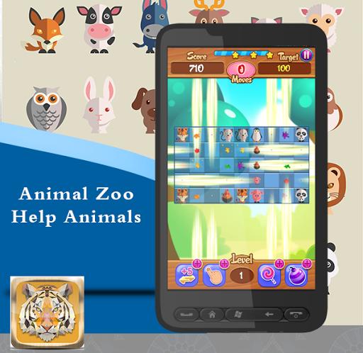 animal zoo: help animals