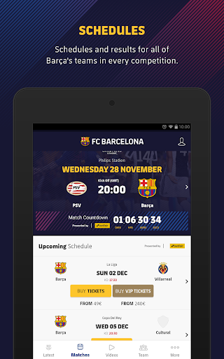 FC Barcelona Official App - Apps on Google Play