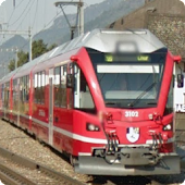 Virtual Train - Swiss Railways