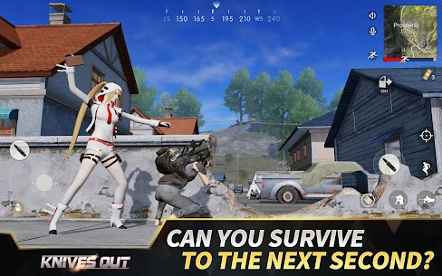 Knives Out-No rules, just fight! 8