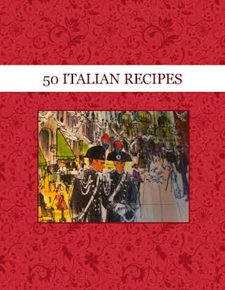 50 ITALIAN RECIPES