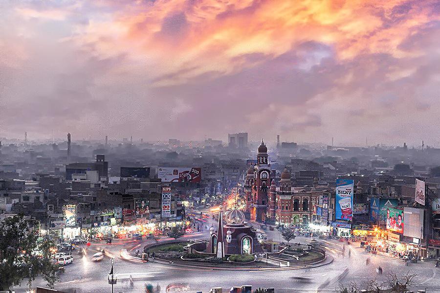 by Abdul Rehman - City,  Street & Park  Vistas (  )