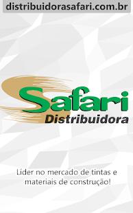 Distribuidora Safari - náhled