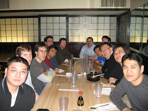 Photo: Let's make great things in 2009 again: U Kei, Kevin, Peter, Anmiv, Dave, Bill, Rafael, Ed, Basil, Prof. Kim, Dr. Park, and Dal Hyung (Left to Right, January 5 2009 @ Han Wool)