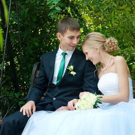 Wedding photographer Lyubov Oskolkova (Oskolkova). Photo of 14.07.2015