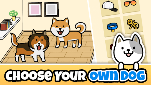 Dog Game - Cute Puppy Collector + Offline Match 3 - screenshot