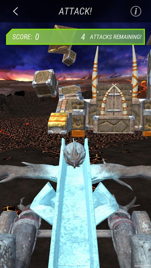 The Battle for Kings Dominion- screenshot