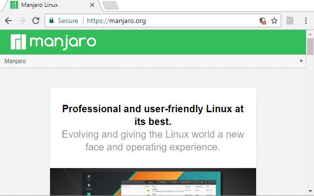 Manjaro User Agent