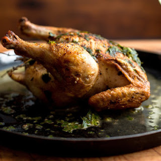 André Soltner's Roast Chicken