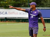 📷 Paul Mukairu est présent à Anderlecht pour la première fois depuis sa signature