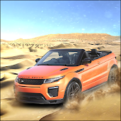 Offroad Convertible Rover : King of Hill Climber icon