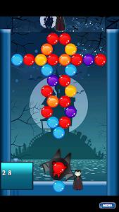 Vampire Bubble Shooter screenshot 3