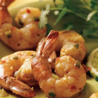Caribbean Shrimp.