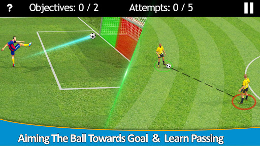 Play Soccer Cup 2020: Dream League Sports android2mod screenshots 4