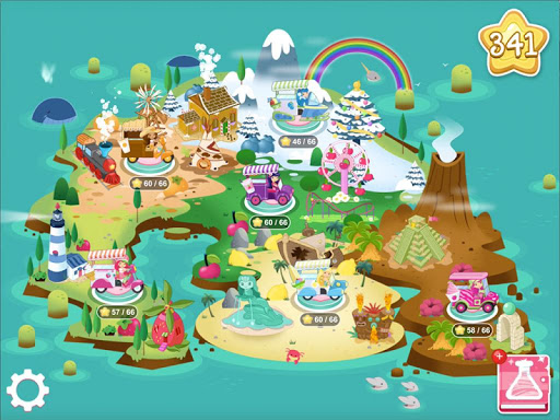 Strawberry Shortcake Ice Cream Island 1.4 screenshots 5