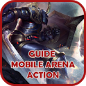 Guide Mobile Arena Action icon