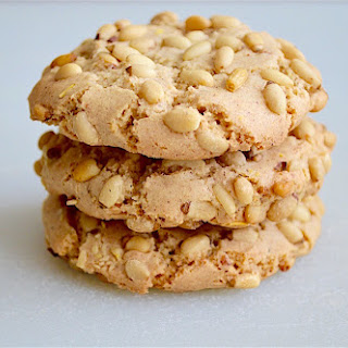 Spiced Pignoli Cookies