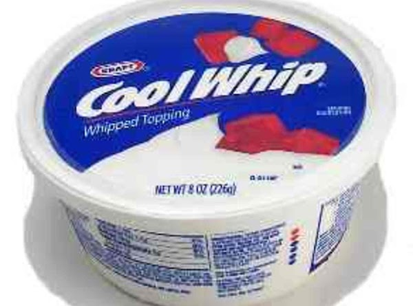 Add half of your thawed Cool whip and fold together until smooth.