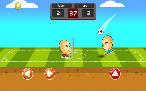 Volley Soccer Hero 1.1 screenshots 9