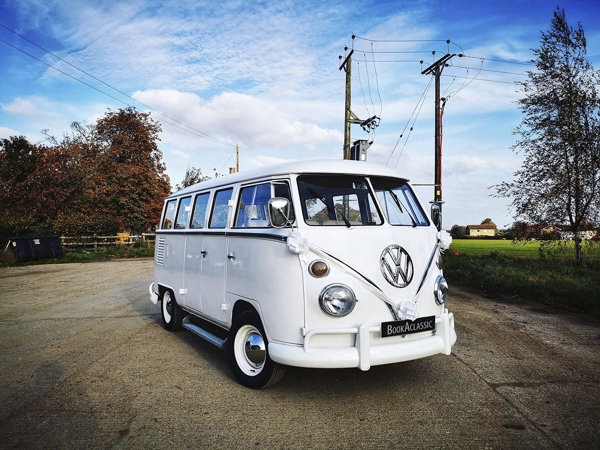 Volkswagen Split Screen Campervan Hire Leeds
