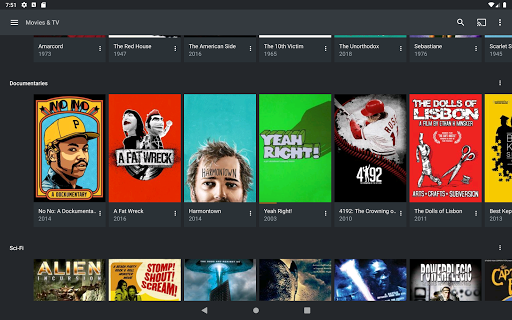 Plex: Stream Movies, Shows, Music, and other Media 8.2.1.18636 screenshots 21