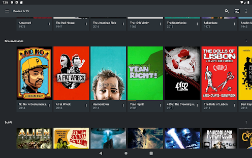 App Plex: Stream Movies, Shows, Music, and other Media APK for Windows Phone