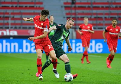 Leverkusen explose en plein vol !