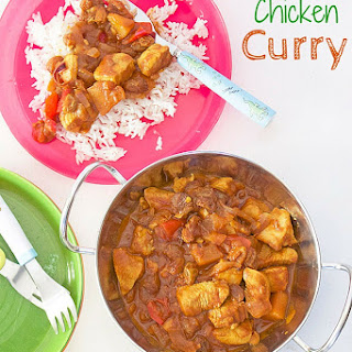 Fruity Chicken Curry