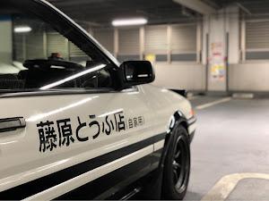 スプリンタートレノ AE86 S61•GT-APEXのカスタム事例画像 ささき ゆーまさんの2020年07月16日13:00の投稿