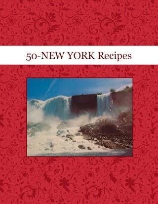 50-NEW YORK Recipes