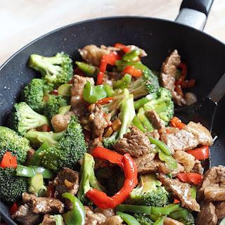 Beef Teriyaki Stir Fry