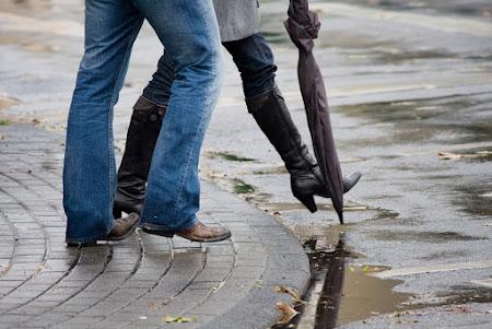 3 tips om je schoenen waterdicht te maken