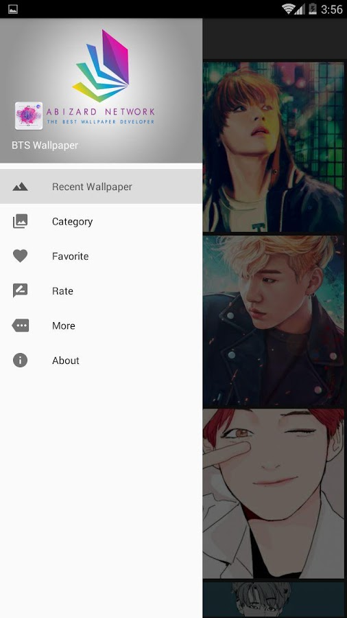 BTS Wallpapers KPOP- screenshot