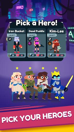 Heroes Battle: Auto-battler RPG 0.20.0 screenshots 1