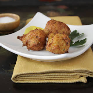 Spanish Cod Fritters Recipe.