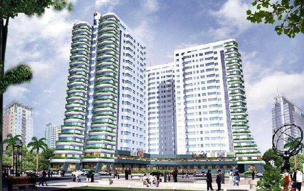 CĂN HỘ GREEN BUILDING QUẬN 9