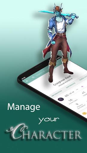 5e Companion App  captures d'écran 1