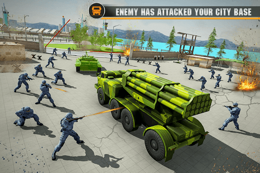 US Army Transport – Military Games 2019 screenshots 1