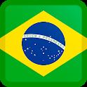 Brazil Flag wallpaper icon