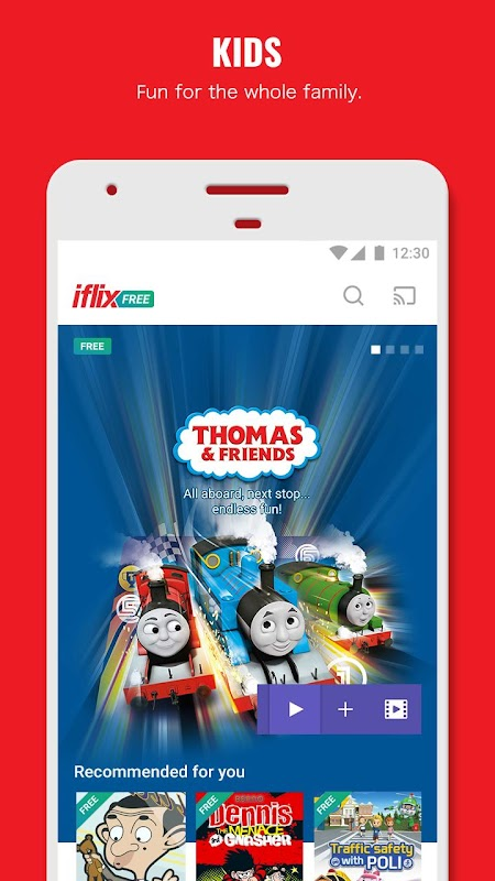 iflix screenshots