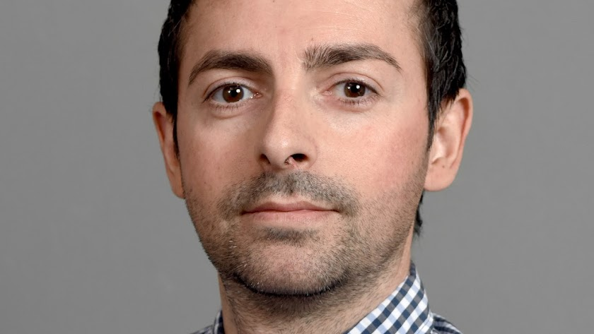 José Miguel Martín nació en Berja en 1977.