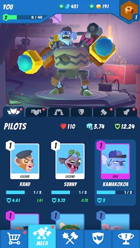 Machinal Instinct android2mod screenshots 7