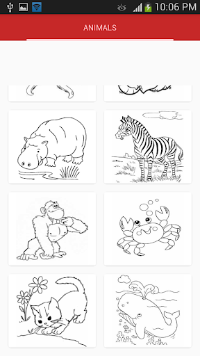 Drawing Animals screenshot 2