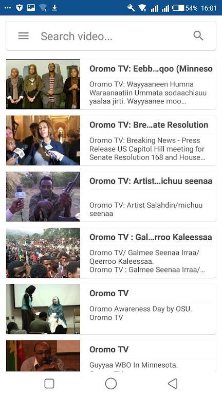 Oromo Music Video APK [5 0 1] - Download APK