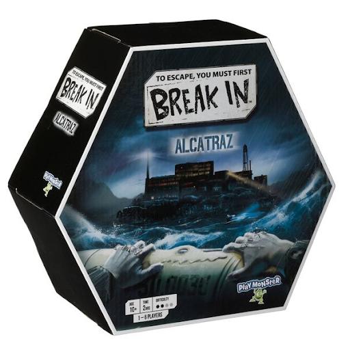Break In: Alcatraz