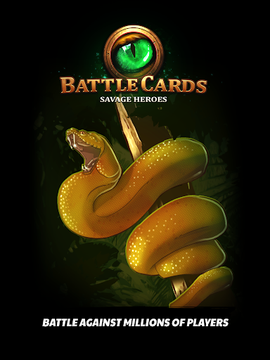 Battle Cards Savage Heroes TCG