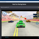 Real Car Racing Game Icon